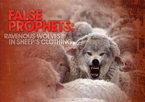 Image result for false prophets