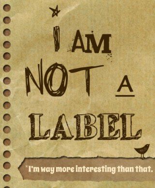 The problem with man-made labels