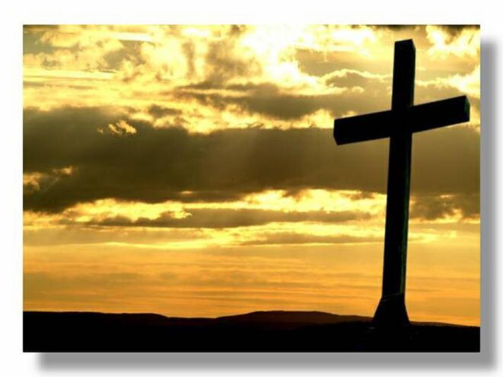 Cross on calvary 1