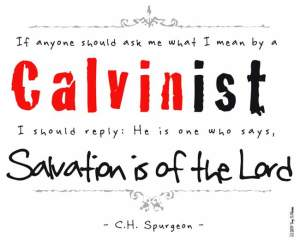 Calvinist Spurgeon