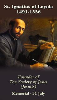 saint Ignatius 1