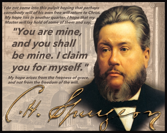 Spurgeon Freeness-of-Grace