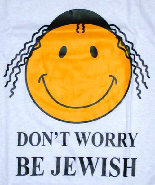 dont worry be jewish