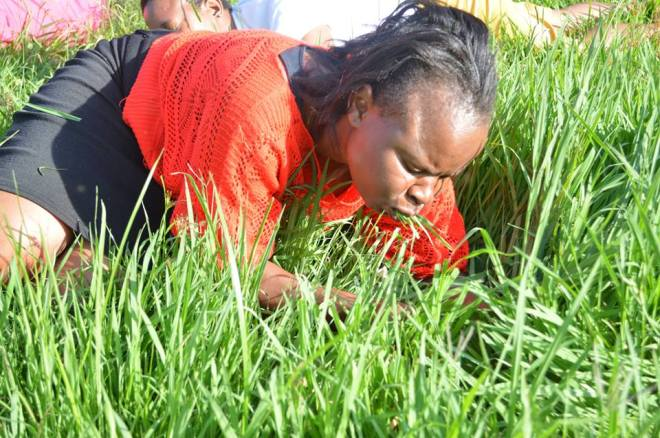 woman-eats-grass-rabboni-centre-ministries-south-africa
