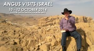 Angus Buchan Israel add
